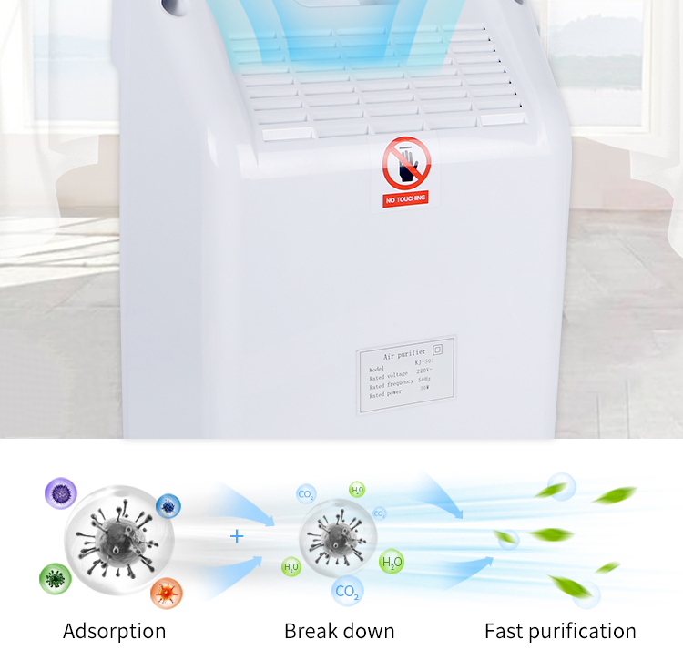 Low Price Custom Air Purifier Smart Air Purifier Hepa Filter Home Air Purifier