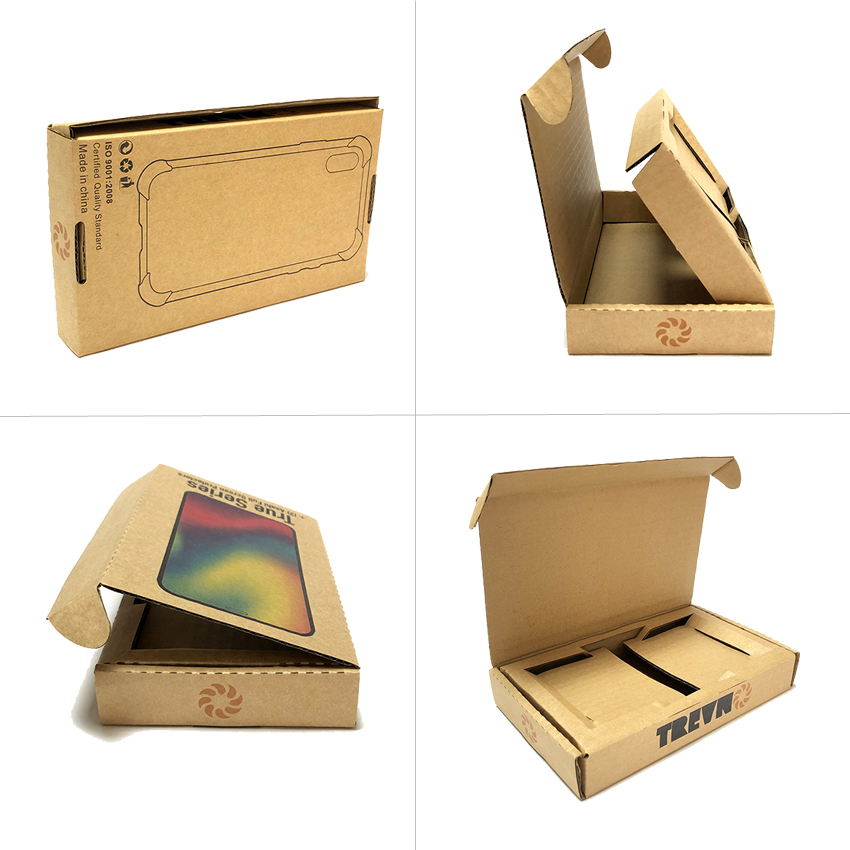 Large Eco-Friendly Printed Shipping Packing Corrugated Paper Box