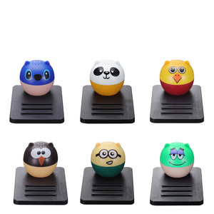 Cheap gift novel bluetooth mini phone stander animal cute cartoon Speaker wireless Speaker