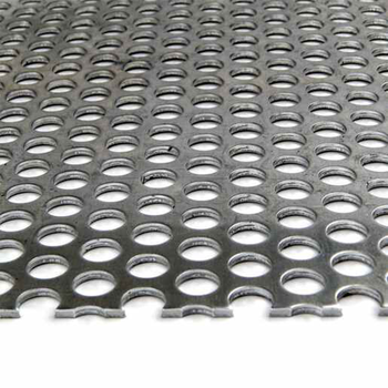 Perforated aluminum 5083 H112 sheet
