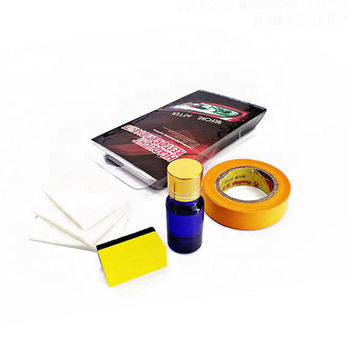 Car headlight repair tool repair fluid Headlight Restoration Kit