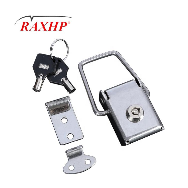 economic cabinet billboard electricity box flexible toolbox toggle foldable hinge locker folding rotary gift case hasp lock