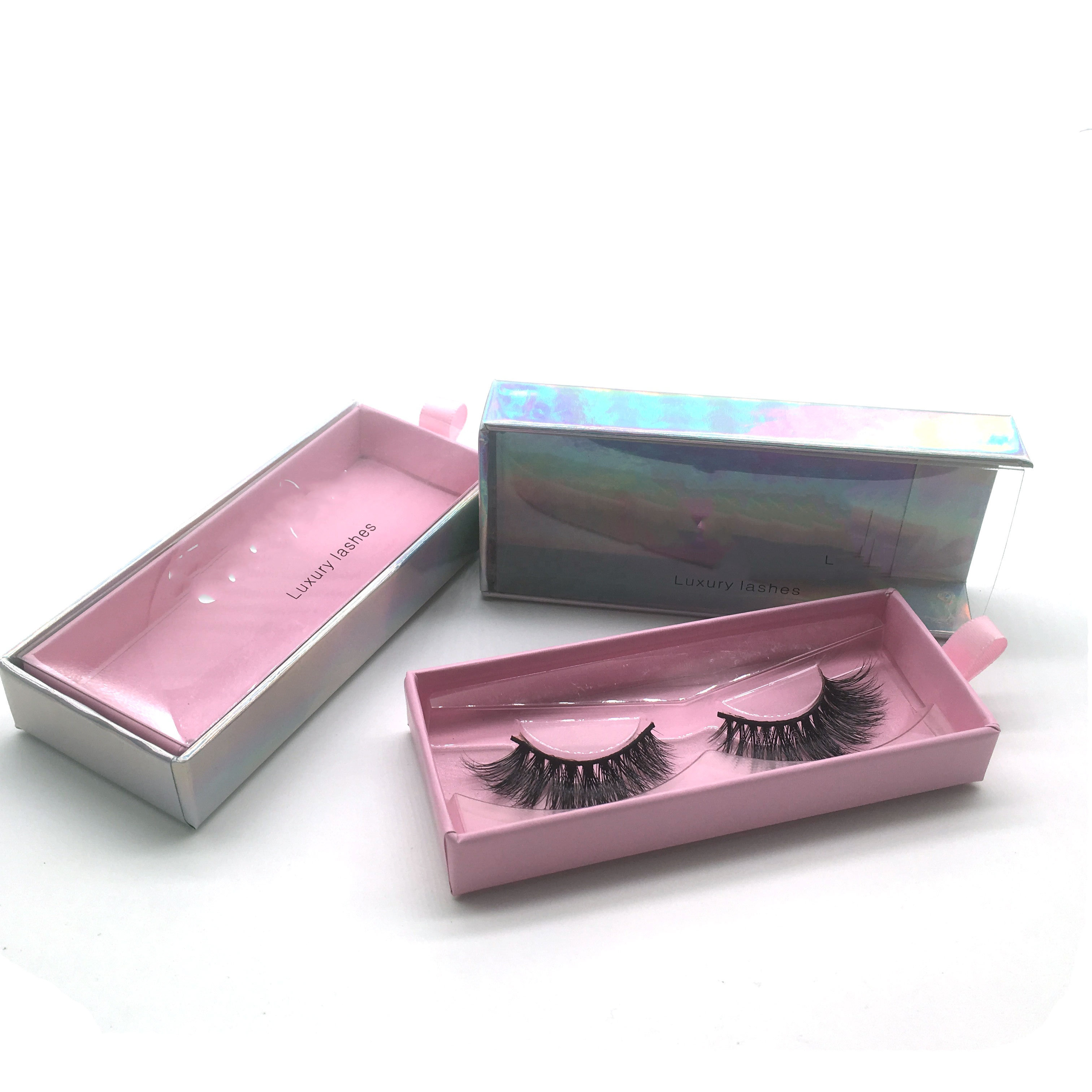 Dropshipping and wholesale mink eyelashes private label 3d mink lashes фото