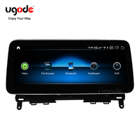 Ugode Android9.0 10.25inch screen Car Multimedia Player GPS 4G for Benz Android C class W204 S204