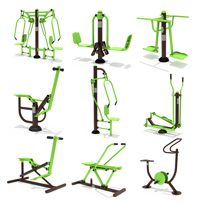 Park outdoor <strong>fitness</strong> equipment galvanized pipe gym equipment commercial <strong>fitness</strong> for outdoor playground