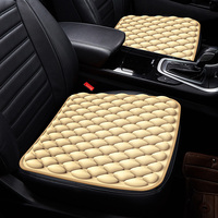 Washable car cold air seat cushion cute office chair seat cushion summer cooler air ventilated four seasons truck seat cushions
