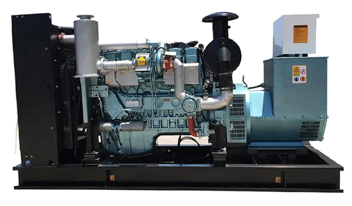 10kw כדי 300kw השקט LNG חשמלי טבעי גז מנוע כוח מחולל