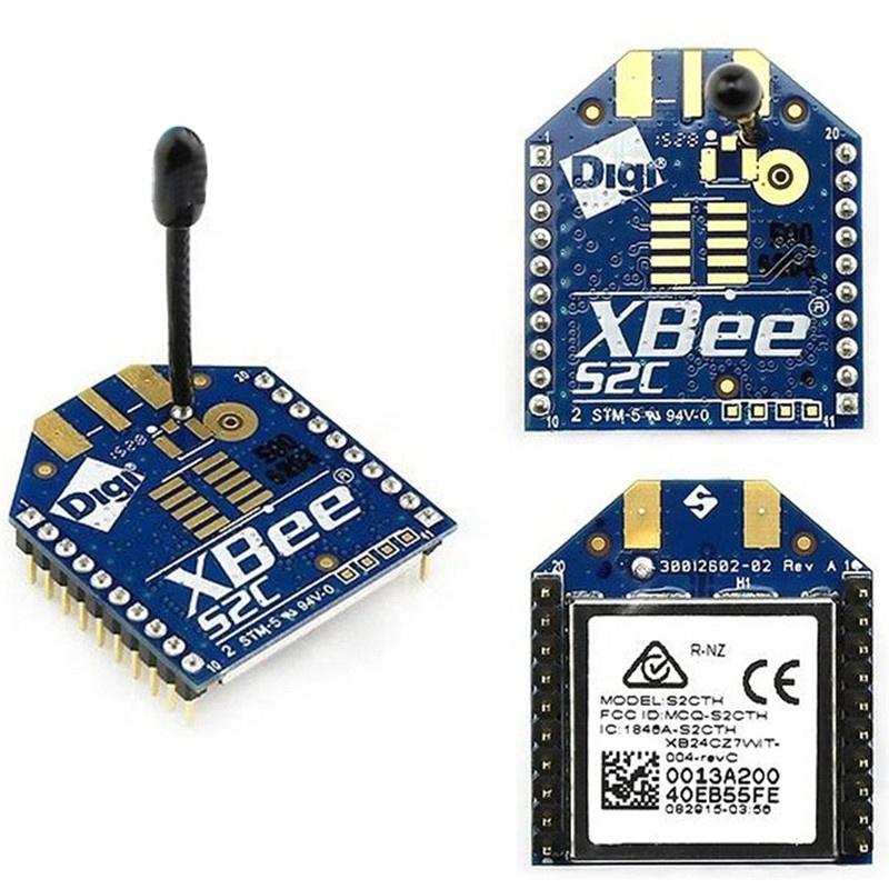 XBee S2C 6.3m Zigbee Wireless data transmission module 1200M instead XBEE S2