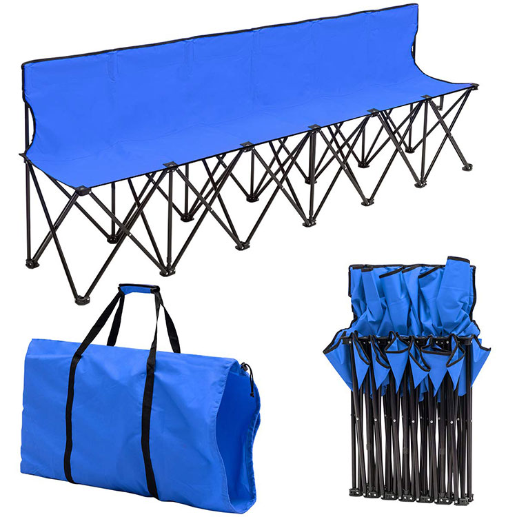 bag folding canvas fishing backpack 6 person beach foldable chair