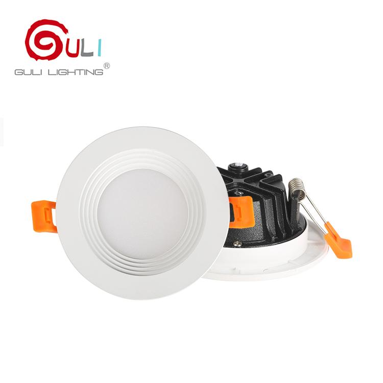 Hot sale energy efficient die-casting aluminum smd 6 9 12 18 24 30 w round led down light