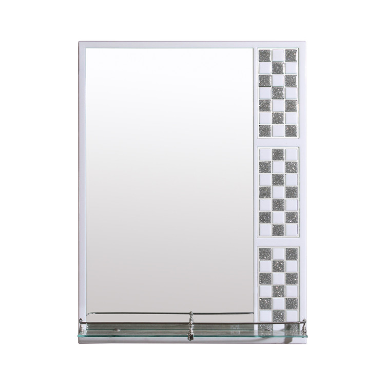 concise style decoration mirror bath wall hung mirror