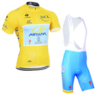 New Fashion Men Cycling Jersey Moutain Bike Shorts Set Ropa Ciclismo Quick Dry Pro Cycling Wear