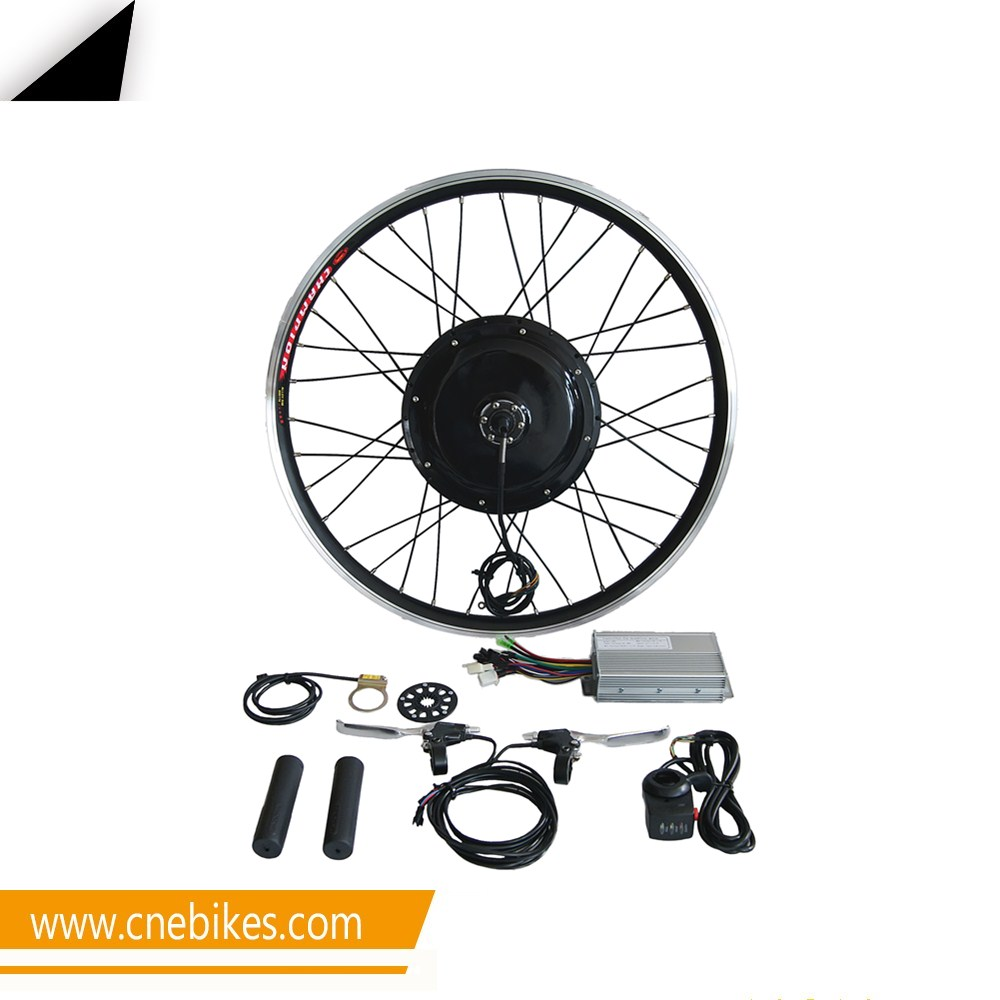 diy electric bike brushless gear motor kit/easy carried small electric bicycle geared motor conversion kit