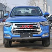 JAC T8 pickup truck 4x2 1ton pickup 2019 new pickup for sale