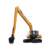 Best selling SY85C new sany bucket excavator mini price