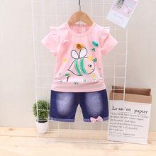Mardi gras/одежда новые модные топы для маленьких мальчиков и девочек с рисунком рыбы + комплект шорт, одежда комплект детской одежды, 2020(Китай)