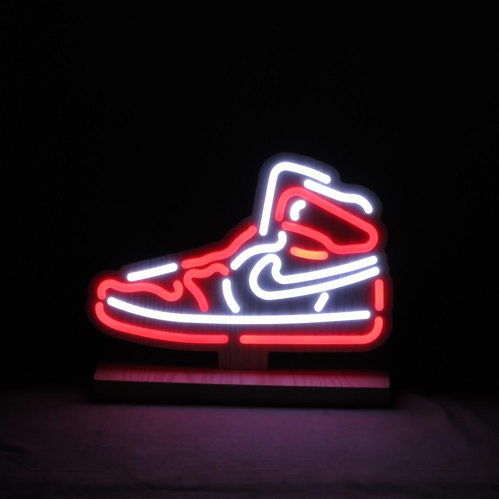 Custom  neon sign light with acrylic board
