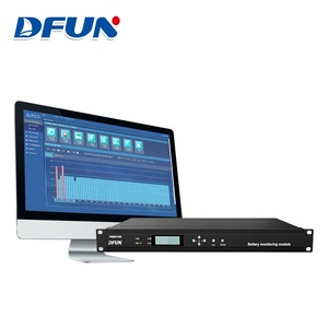 DFUN Capacity Analyzer Battery Management for Lead Acid Battery BMS