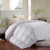 All Season White Down Alternative Polyester Twin Queen King Comforter