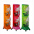 Customized colorful Zhutong with top display two layer gashapon twisting egg  plastic capsule toy vending machine
