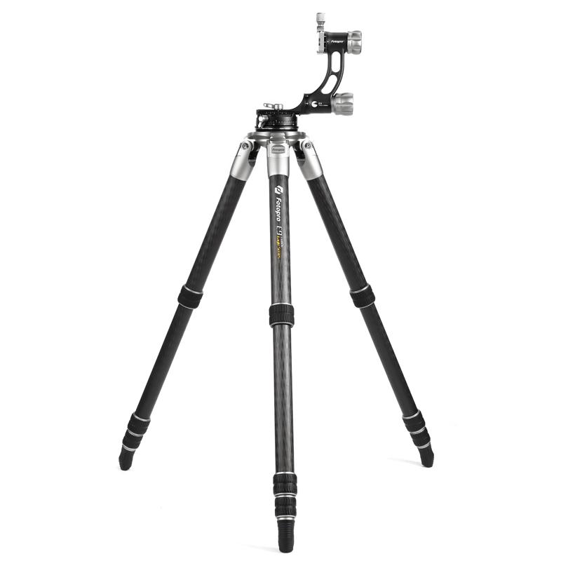 Pantour Best Quality Carbon Fiber Camera Tripod Professional