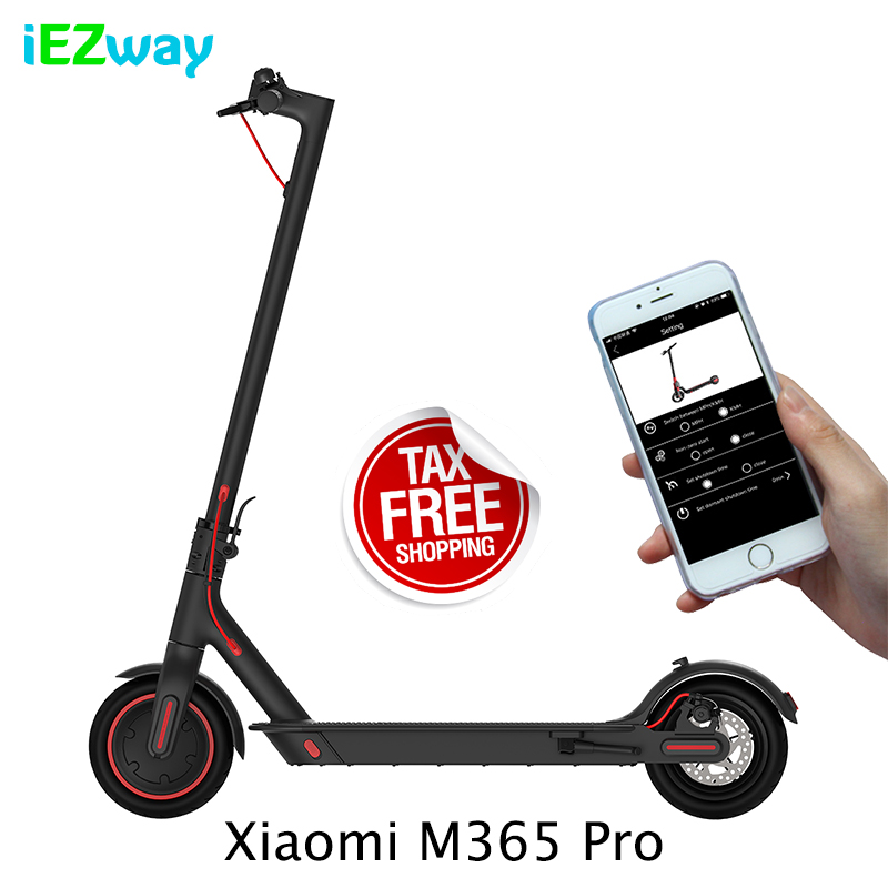 2019 iEZway China Factory New Product Smart 7.8AH 8.5inch Two Wheel Folding Electric scooter, Dark gray;white