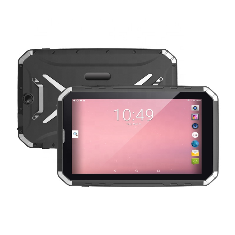 Factory Wholesale ODM customized MTK6762 4GB 64GB IP68 Waterproof Military 4G Ruggedized Android 9.0 Rugged tablet Pc