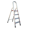2019 High quality new home use 4 steps aluminum decorative ladders