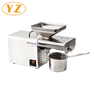 automatic household small temperature control sunflower oil press machine