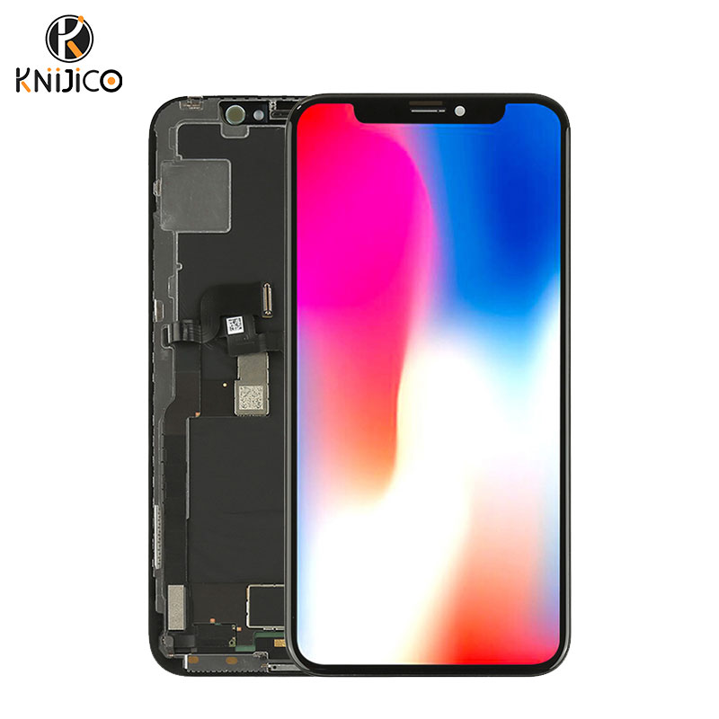 Factory Cheap Cell Phone lcds for apple iphone x original screen lcd touch display hight brightness for iphone 10 11screen