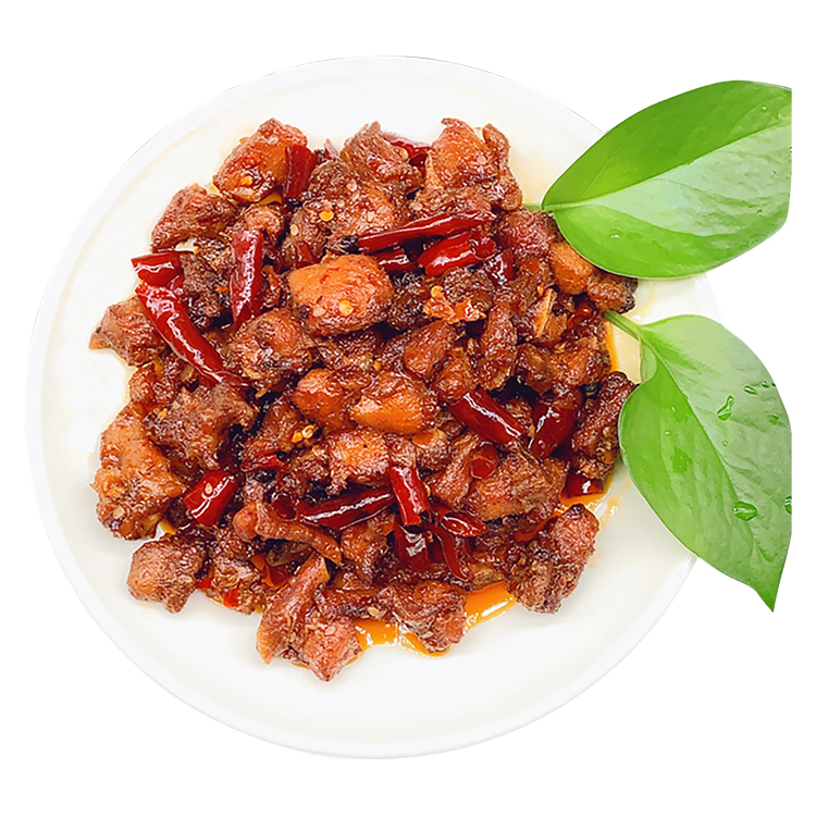 Quickly Delivery Food Bulk Rabbit Spicy Rabbit Meat