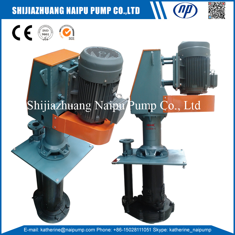 8X6E - G Single-stage Structure and Electric Power Sand Pump to Pontoon