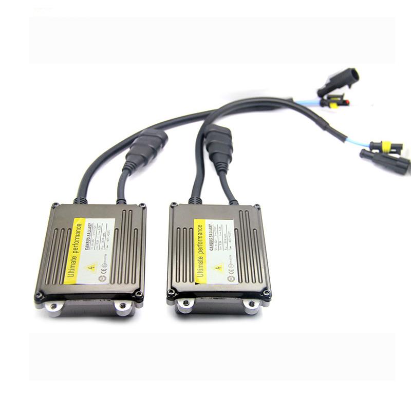 Canbus Pro Balasto universal para l/ámpara 9006 H11 9005 H1 H3 H4 H7 de 35 W certificaci/ón ECE E13 9-32 V 1 pieza sin errores