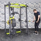 Gym Bench Home Gym Equipment Body Building Multi-functional Bench Home Use For Sale Made In China