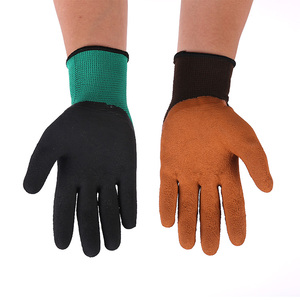 Professional Supplier Work Latex Glove working Glove
