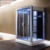 Large Luxury Massage Steam Shower Room Steam Ozone Shower Cabin