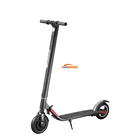 adult 350W 36V city foldable 8inch E electric scooter with powerful lithium battery