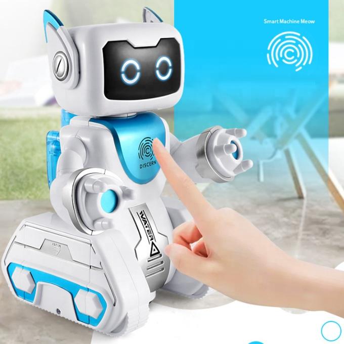 Amazon горячая Распродажа обучающий умный радиоуправляемый робот с дистанционным управлением гидроэлектрический Гибридный Робот с автоматическим рулевым управлением детская игрушка