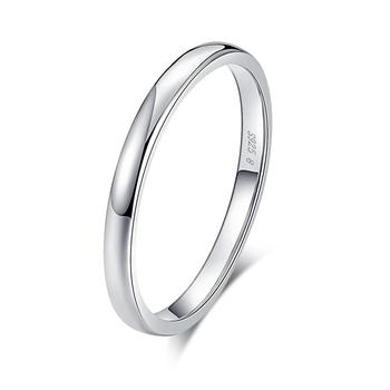 RINNTIN RISR74 S925 Silver Rings Turkish Silver Jewelry
