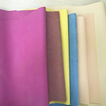 Natural latex rubber sheets