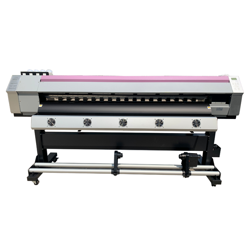 YQ-1608S cheap xp600 eco solvent <strong>printer</strong> for outdoor printing material