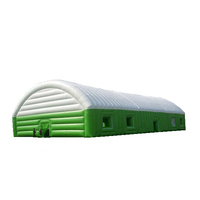 Commercial Big Inflatable Tennis Court Tent For Soccer Field/Factory Price Inflatable Football Dome For Sale