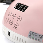 Uv Lamp For Uv Led Lamp 2020 New Product 48W 5 Timers Cordless Rechargeable LED UV Nail Lamp For Salon
