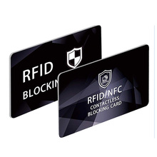 Hot Koop RFID Blocking creditcard Anti Skimming Blocker Contactloze NFC Bank <span class=keywords><strong>Debit</strong></span> <span class=keywords><strong>Card</strong></span> Protector