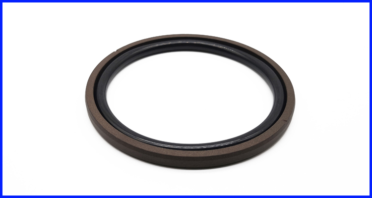 Brown Bronze PTFE Cylinder Spare  Piston Seals D Seals SPGO
