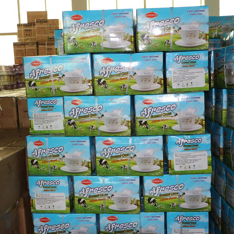 Hepin food wholesale 35g Cream Milk Powder