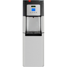 Self Cleaning Cold and Hot Bottom Loading Water Dispenser with large display