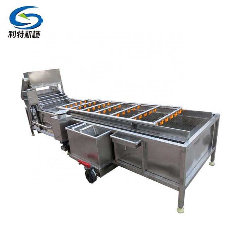 Commercial catering vegetable washer fruit washing machine