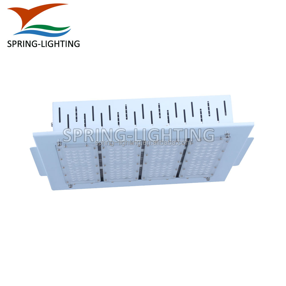 100W 150W 200W Surface Mounted LED Canopy Light Fixture Gas Station 5000K Led Gas Station Canopy Lights with CE RoHS Listed