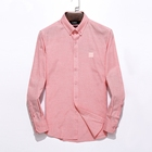 Latest Fashion Shirts for men, Good quality long sleeve breathable casual linen cotton men shirts